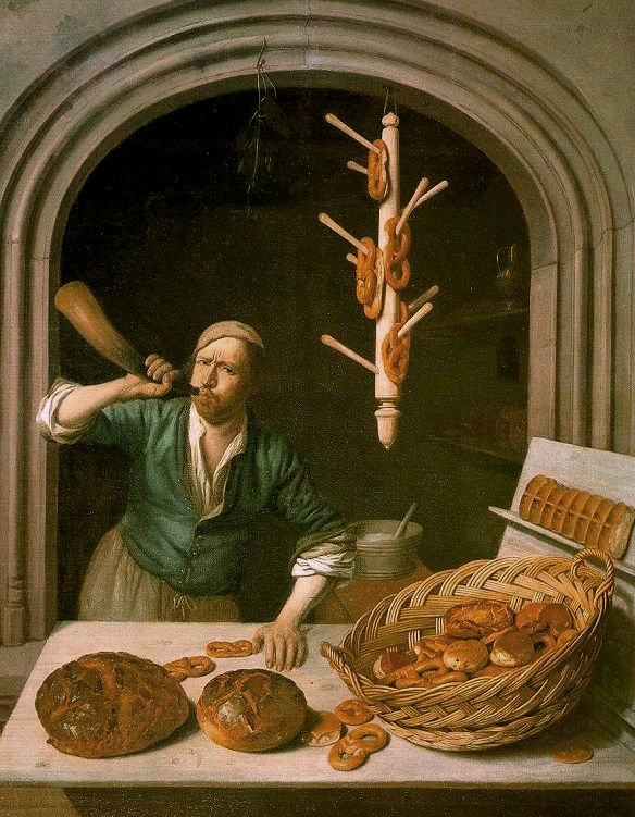 The baker 1681 the townsends blog - 17th century french cuisine ...