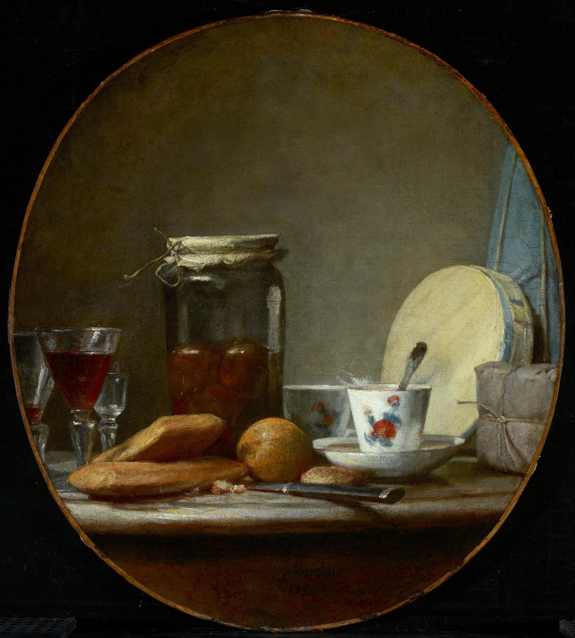 Image result for Jean-Baptiste-Siméon Chardin