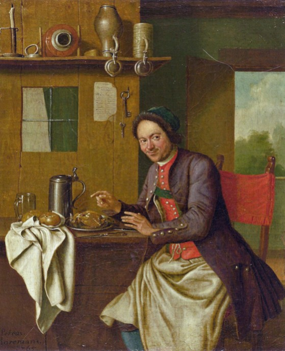 Portrait of a Host_ _1765