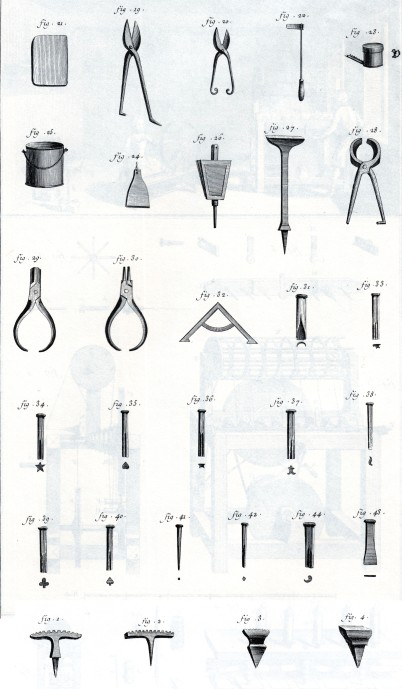 The Tinsmith Tools From Diderot 1763 The Townsends Blog