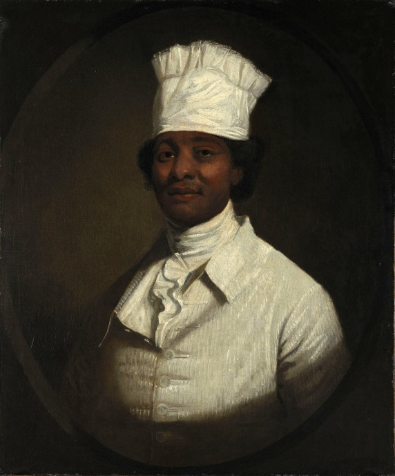 Portrait of George Washington's Cook_Gilbert Stuart (1755–1828)_1797