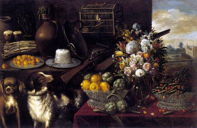 The Month of May_Francisco Barrera(1595-1658)_1645