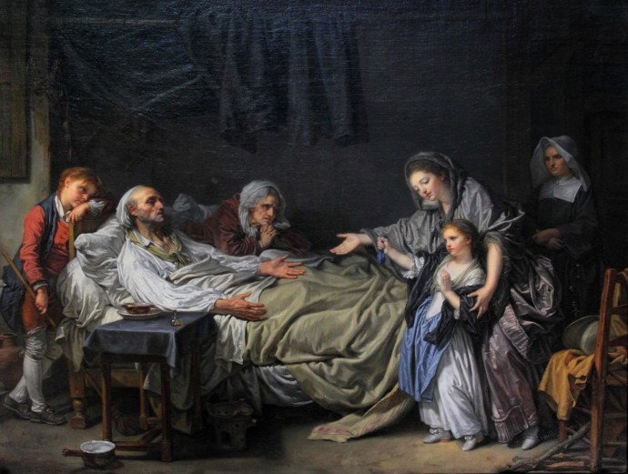 The Lady of Charity_Jean-Baptiste Greuze_1775