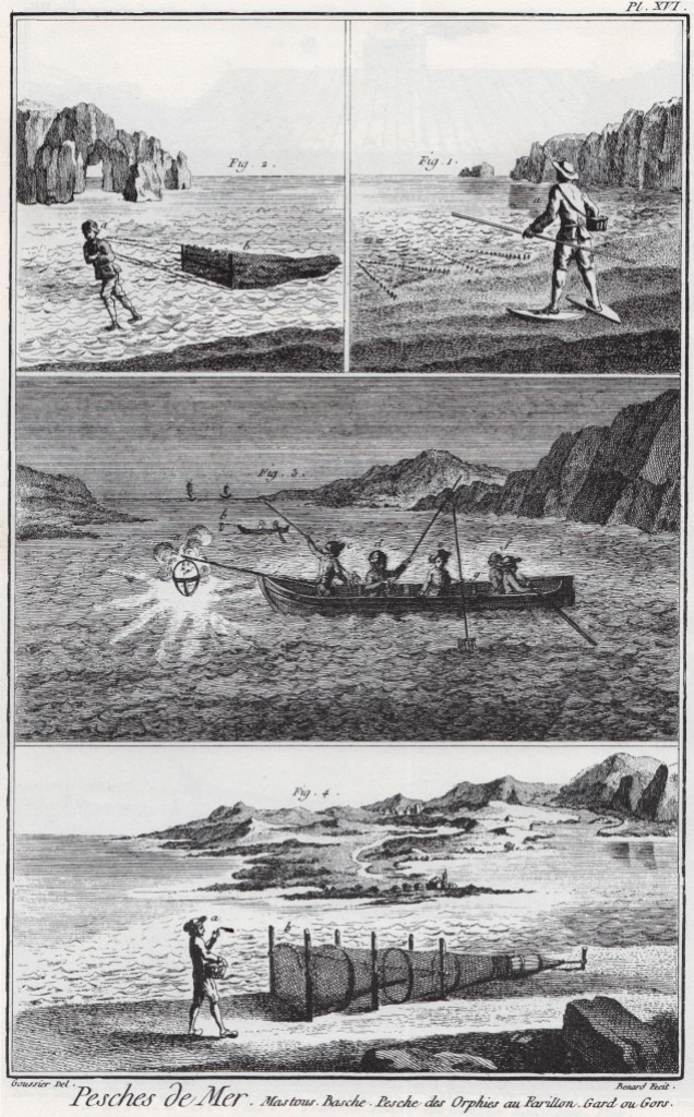 Fishing-Plate 16_Diderot_1771