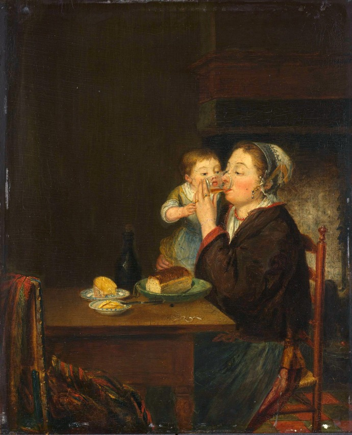 Siftingthepast_Mother and Child_Louis Bernard Coclers (1741–1817)_1794